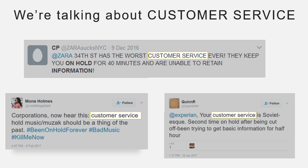 Customer Service Tweets