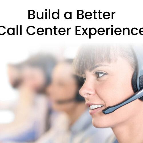 Build Better Call Center
