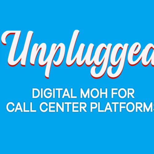 Digital MOH for Call Center