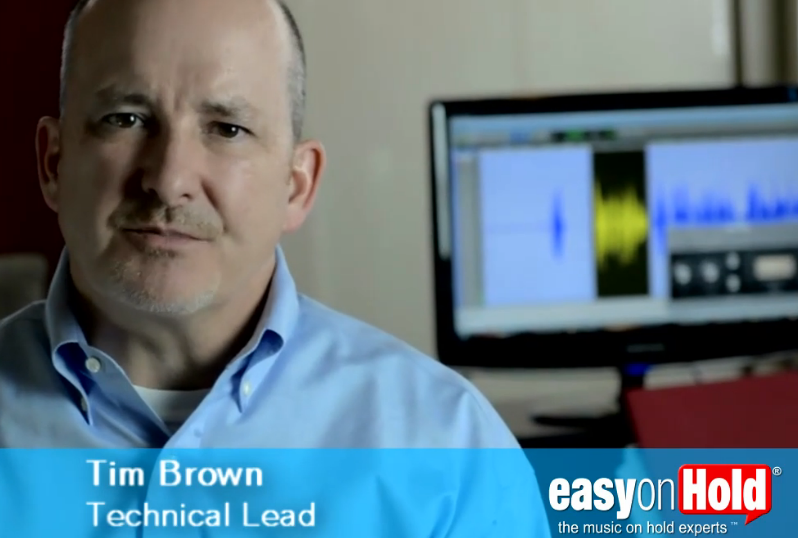 Tim Brown, Easy On Hold Technical Lead