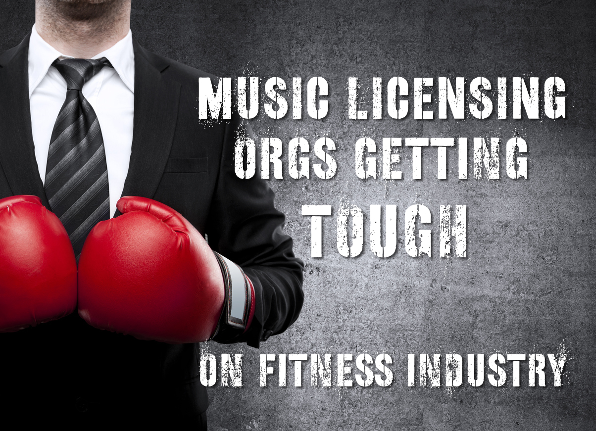 music licensing tough