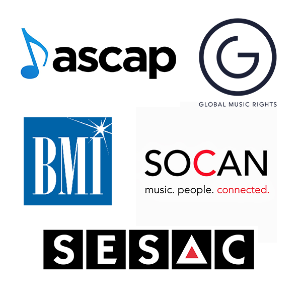 ASCAP, BMI, GMR, SOCAN, SESAC in article about Phone On Hold Music Licensing